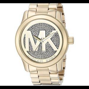 Never used Michael Kors Watch MK5706